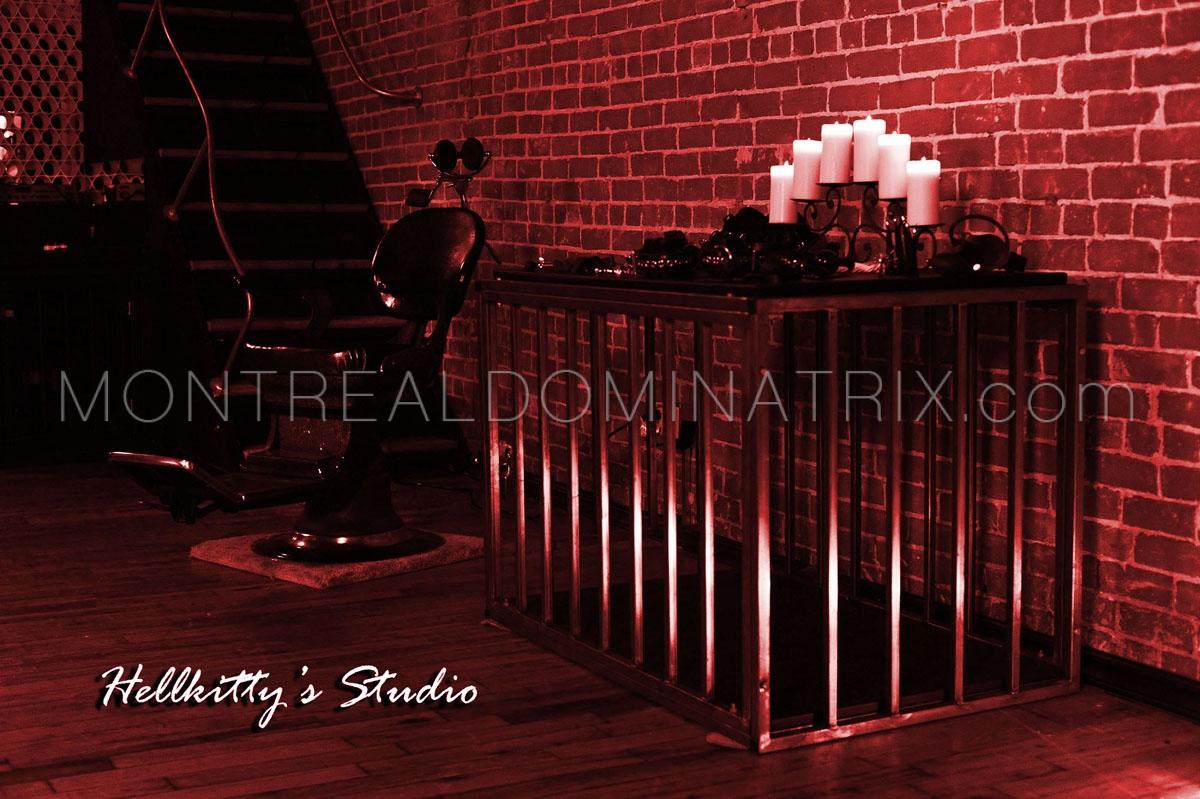 BDSM-studio
