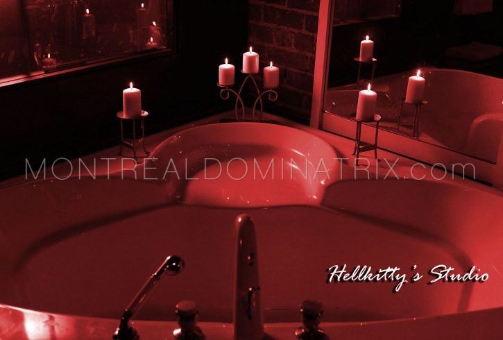Mistress Hellkitty studio