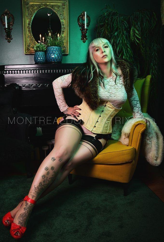 Mistress Selene Pain Montreal
