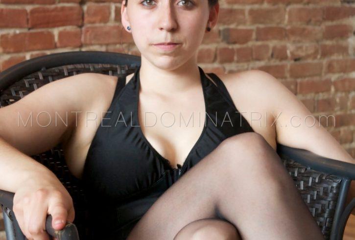 Montreal Mistress Cybele Lenoir