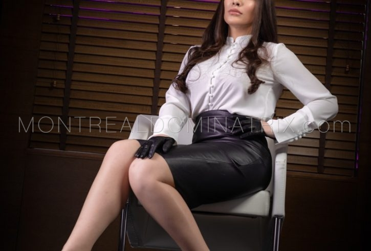 Office roleplay Mistress Alexxa Von Hell