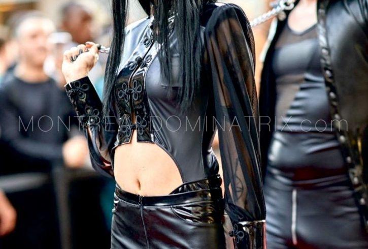 Fetish model mistress Malissia