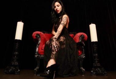 Montreal dominatrix mistress Malissia