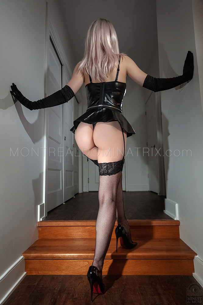 Nylon stockings fetish Gabriella Luna