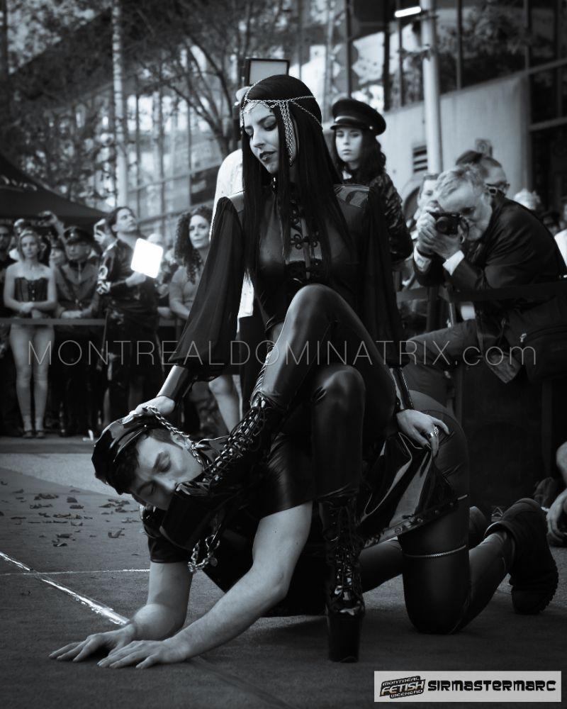 Public humiliation fetish Mistress Malissia