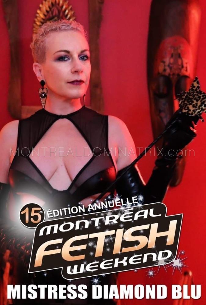 Fetish weekend Mistress DiamondBlu